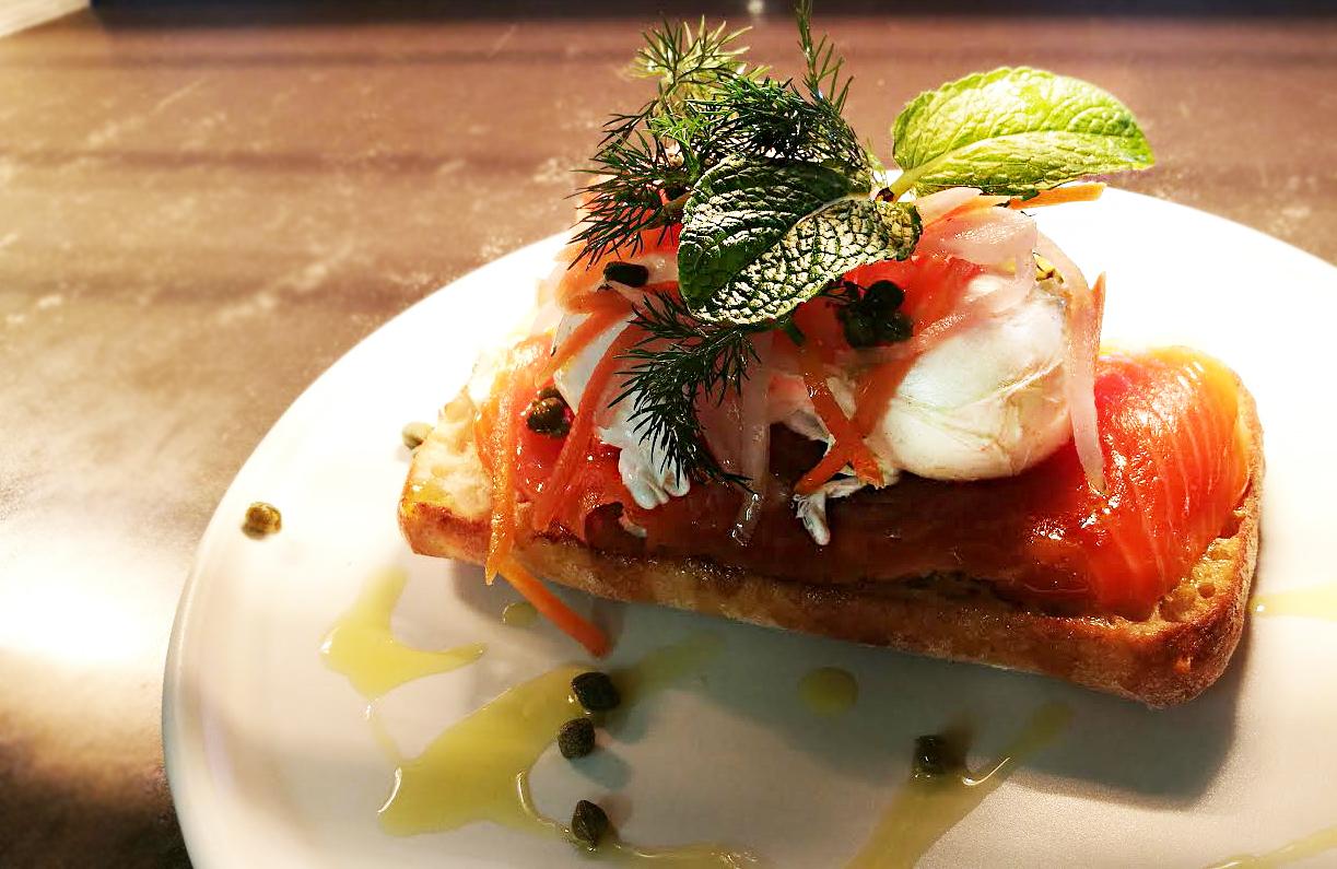 Salmon Delight