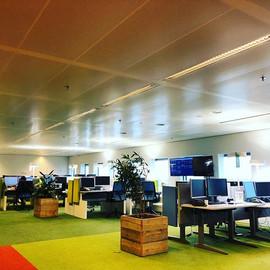 Meer licht op kantoor