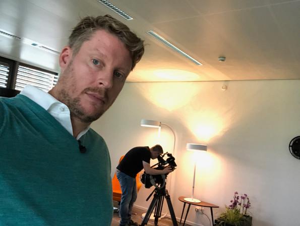 RTL Z filmopname