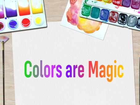 Colors are Magic