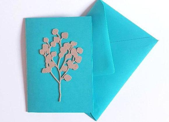 Carte de correspondance,Carte et Enveloppe 14x10.50cm