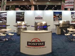 BONFIRE Scores at National Hardware Show