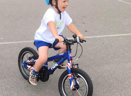 5 THINGS TO AVOID WHEN TEACHING YOUR CHILD TO RIDE A BIKE...