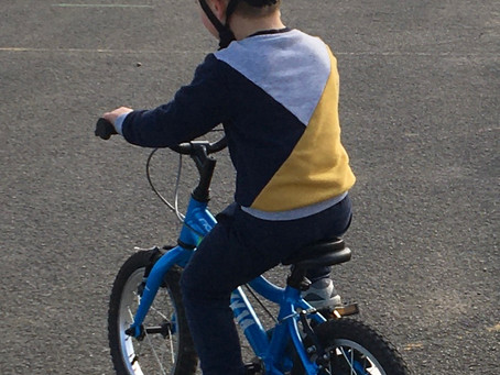 5 REASONS YOUR CHILD SHOULD LEARN TO RIDE A BIKE...