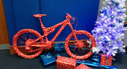 GETTING A CHILD A NEW BIKE THIS CHRISTMAS?