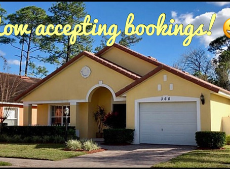 Polk County now open for vacation rentals