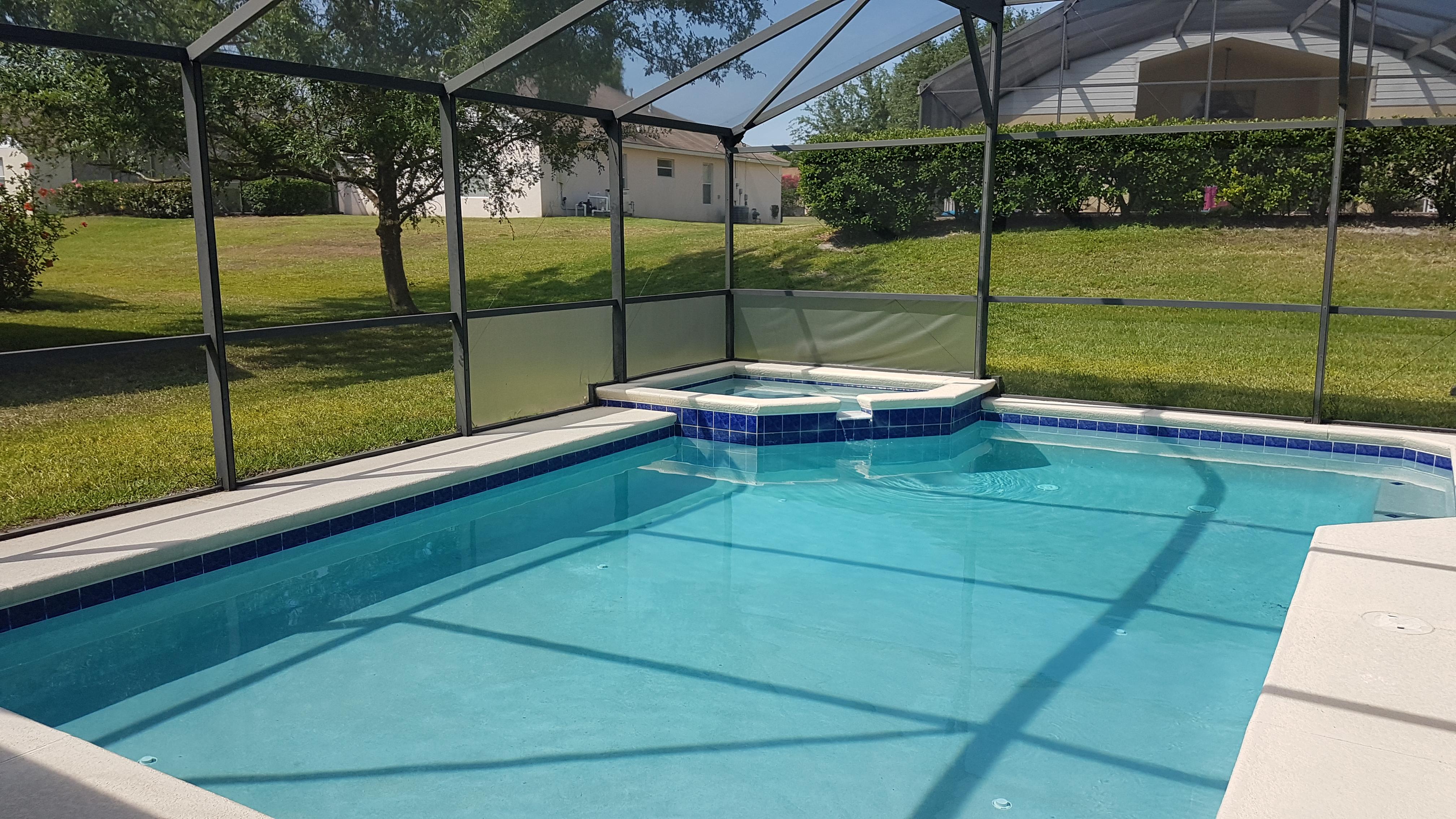 ritson florida villa pool