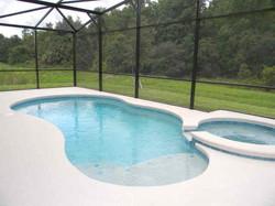 westle villa 3 pool