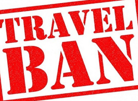 Travel Ban Extended to UK