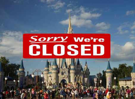 Disney & Universal Orlando To Close Due To Coronavirus