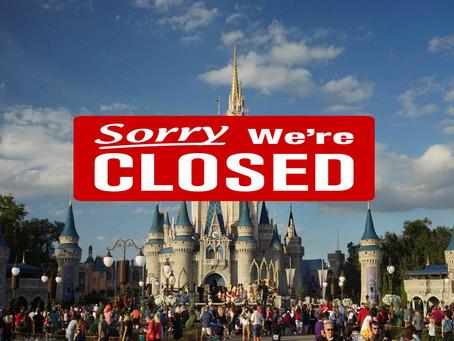 Disney & Universal Orlando To Close Due To Coronavirus