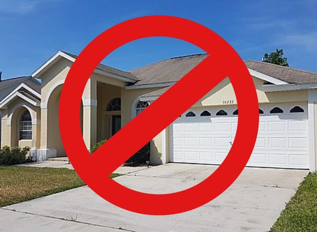 Petition: lift ban on vacation rentals.