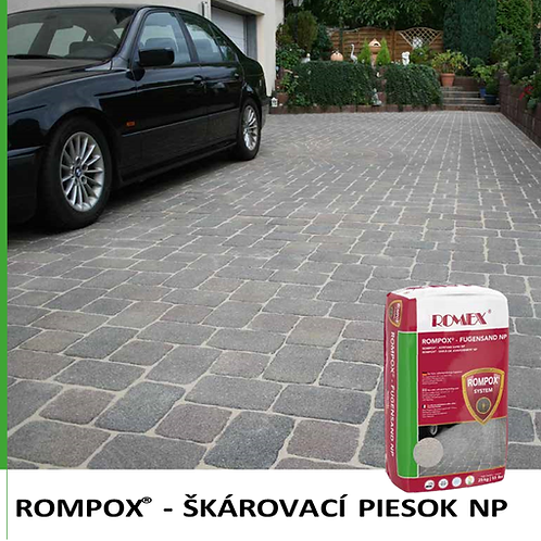 ROMPOX® – ŠKÁROVACÍ PIESOK NP