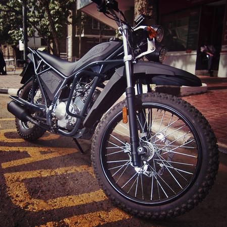 KIBO Motorbike