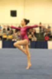 World Elite Gymnastics Ontario SD Classi