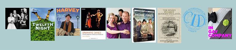 DARREN ROYSTON   AUTHOR   CHOREOGRAPHER   DIRECTOR HISTORICAL DANCE TEACHER TV & FILM
