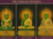 Emerald buddha Costume changes