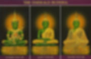 Emerald buddha Costume changes