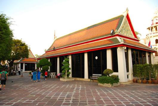 RECLIING BUDDHA WAT PHO