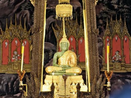The Emerald Buddha (Wat Phra Kaew) Bangkok