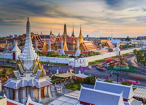 THE GRAND PALACE BANGKOK TEMPLE | THE EMERALD BUDDHA BANGKOK TEMPLE- WAT PHRA KAEW | THE RECLINING BUDDHA TEMPLE-WAT PHO BANGKOK