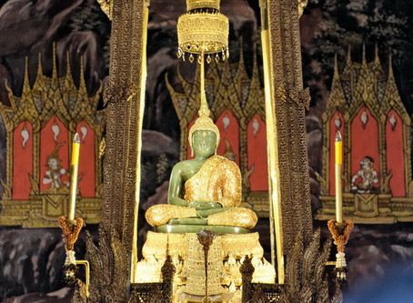 THE GRAND PALACE BANGKOK TEMPLE | THE EMERALD BUDDHA BANGKOK TEMPLE-  -WAT PHRA KAEW.