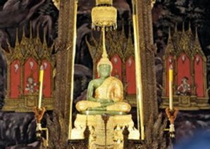 The Emerald Buddha Bangkok Thailand The