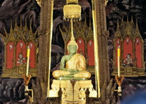 The Emerald Buddha Bangkok Thailand The