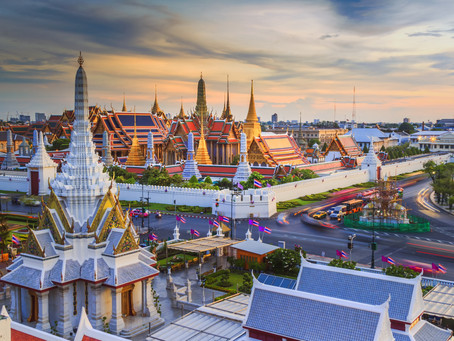 GRAND PALACE EMERALD BUDDHA BANGKOK ENTRY FEE