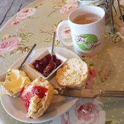 Perks of the job #teaattapps #baldock #herts #bestinbaldock #eatcakebehapppy