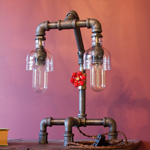 Offset Lamp