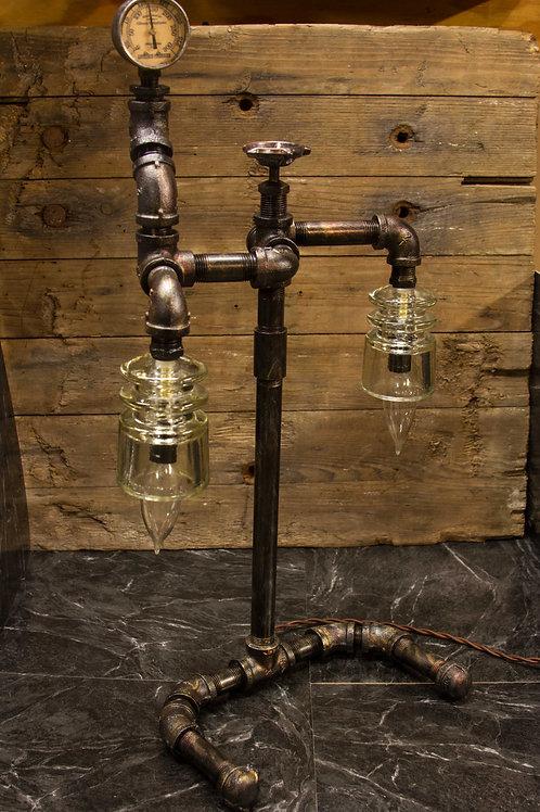 Steampunk Twin Insulator