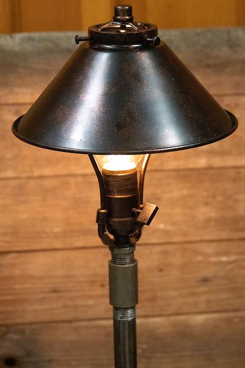Minimalist Flange Lamp