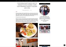 TIPS KENALPASTI MADU ASLI DI WESLEY'S WILD HONEY | CAFE DAN PEMBEKAL MADU TUALANG ASLI 100%. Ter