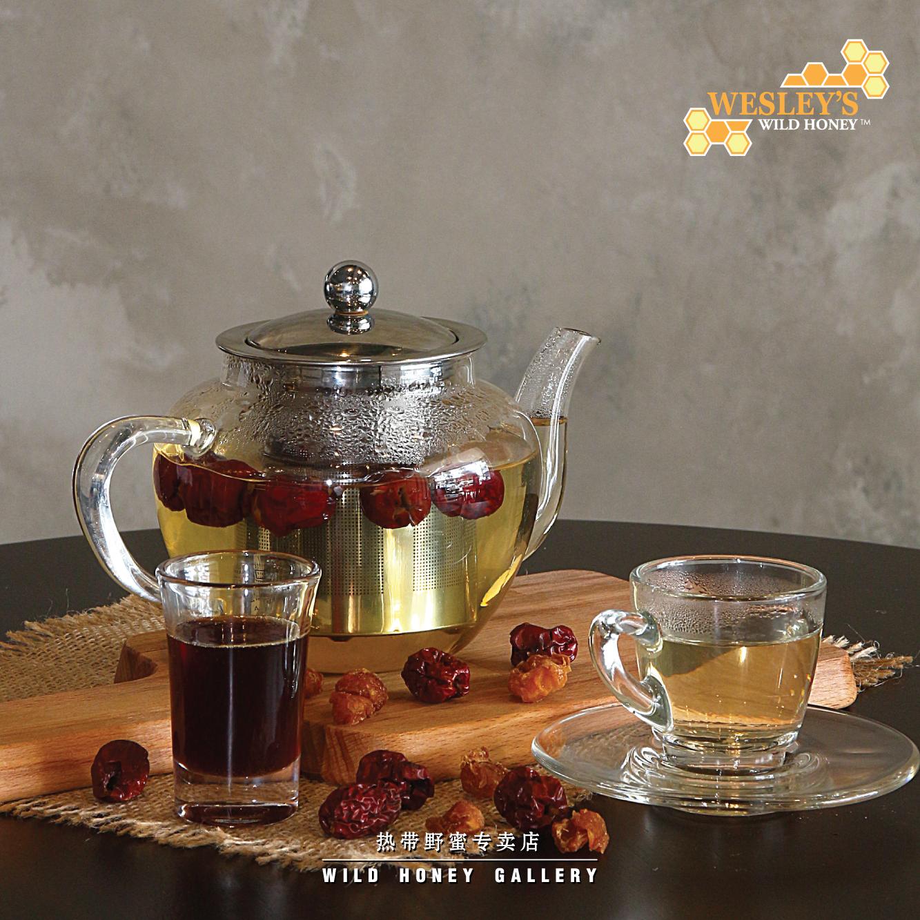 Longan Red Dates Honey Tea