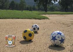 ฟุตบอลกอล์ฟ  กรุงเทพ หัวหิน
