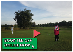 Online Tee-Time Booking