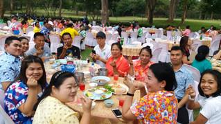 Splashing Songkran Staff Party 2018
