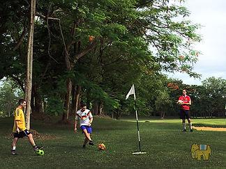 footgolf thailand ฟุตกอลฟ์ ไทย กรุงเทพ หัวหิน sawang