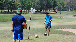 footgolf thailand huahin floating maket