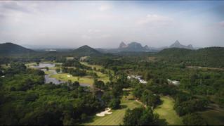 タイのゴルフプロモーション