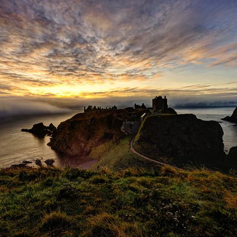 Dunotar Castle