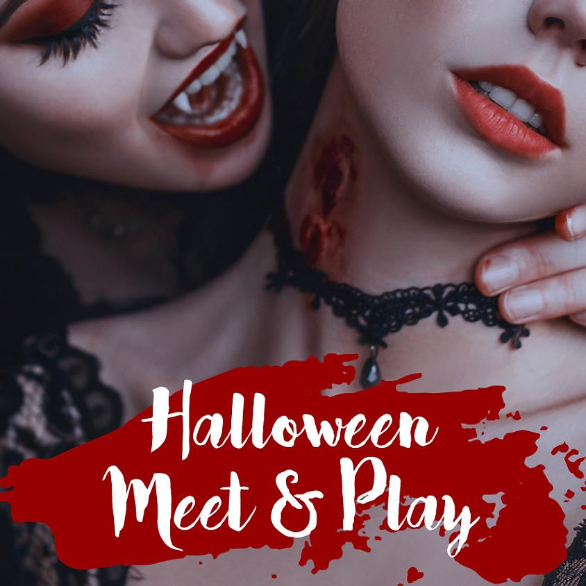 Halloween Meet and Play
