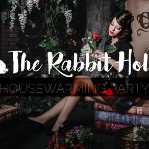 The Rabbit Hole had its Housewarming Party on the weekend.