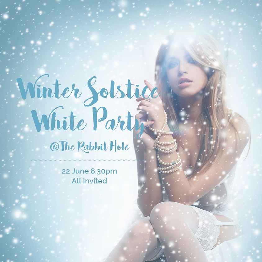 Winter Solstice White Party