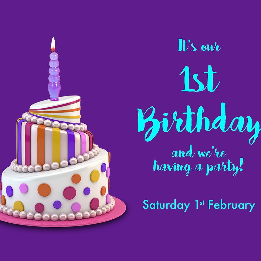 1st Birthday Party!