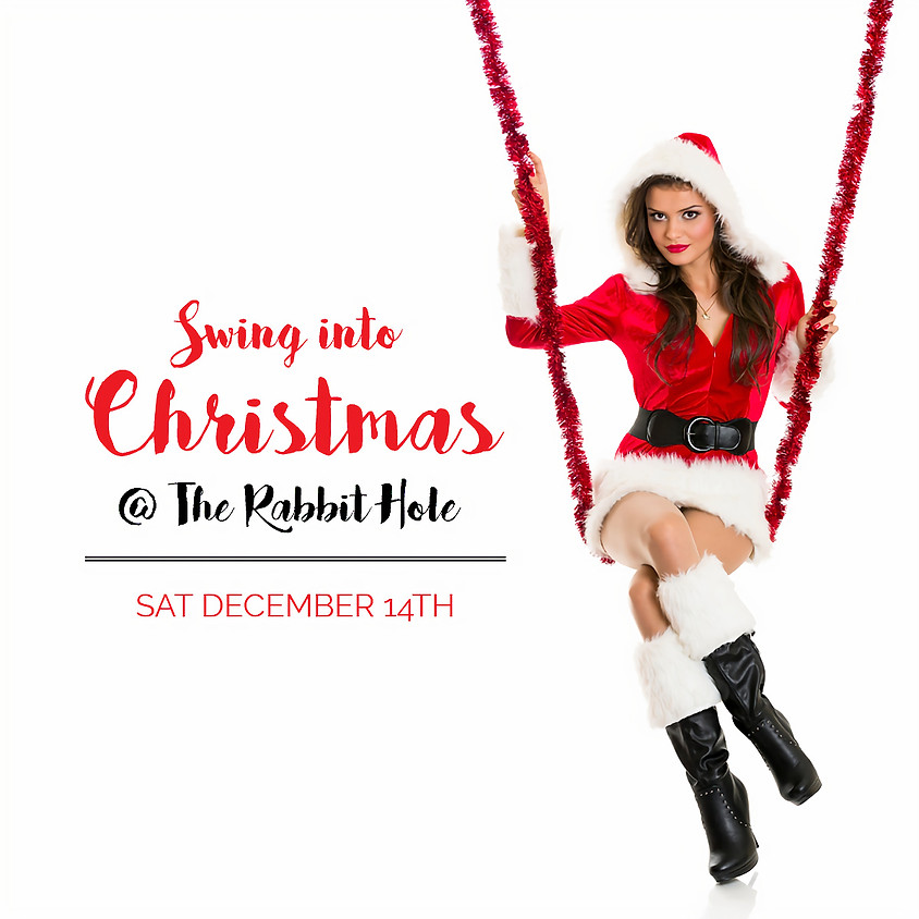 Christmas Swingers Party - EVENT FULL