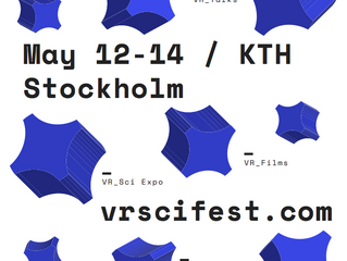 Selection in the first international virtual reality festival dedicated to science.