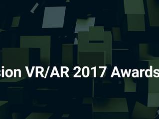 Social Impact Award finalist @Vision VR Summit in Hollywood