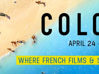 OUT OF THE BLUE in Hollywood COLCOA Festival